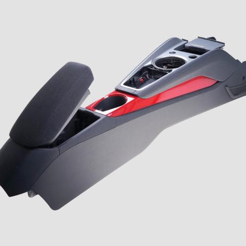 Consolle centrale Audi TT